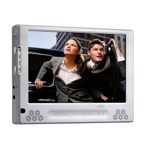 ...comes a portable media player that's just the right size for you to view your videos at a comfortable screen resolution, without the overly weight and bulk issues it once had just a couple of years ago.