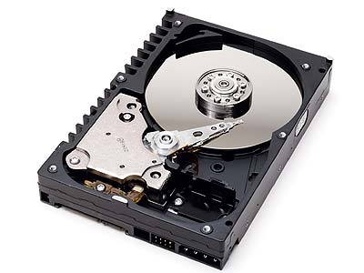It might not look like much, but this was the first consumer-oriented hard disk to spin at 10,000 RPM.