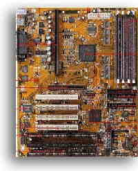One of the earliest jumperless motherboards from abit, this abit BX6 was one of the many boards that were using Intel's highly popular 440BX chipset. Meant for enthusiasts, this board could go up to 133MHz FSB (unofficially) and came with abit's famous SoftMenu II.