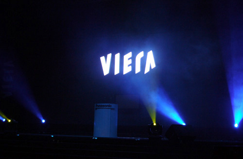 The stage is set and the lights are ready. We'll bring you a rundown on the latest VIERAs in the following pages, including the new PDPs and LCD factions you can expect for 2009.