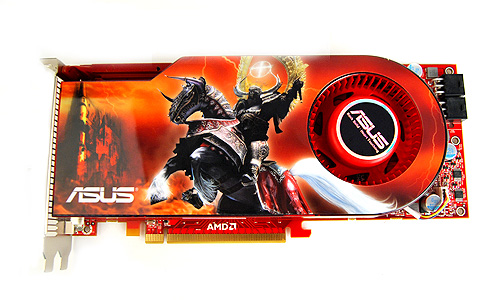 The ASUS EAH4890 has a cooler that looks identical to the reference HD 4870 that we've seen before. Given the high operating temperatures of a bog standard HD 4870, we are not feeling too hopeful for the HD 4890.