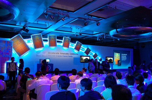Intel's Series-4 Chipset Launch at Computex 2008 marks yet again another year where the start of the tradeshow marks an important onset to a new series.