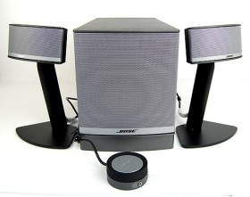 The Bose Companion 5