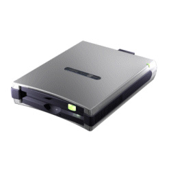 Back in the days when optical storage was still in its infancy, and no one has ever heard of a thumbdrive, Fujitsu's magneto-optical drives were the primary means of transferring large amounts of data.