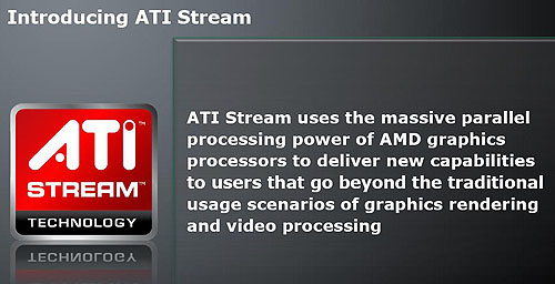 If you need a refresher on what ATI Stream is all about.