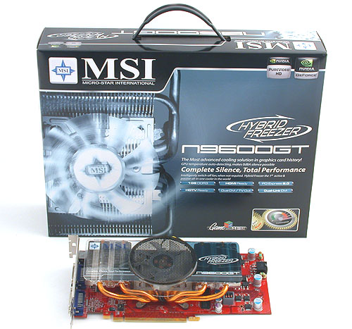 As MSI proudly proclaims on the box packaging, the Hybrid Freezer is the first active and passive all-in-one cooler in the world.