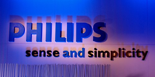 Latest motto of the new Philips Consumer Lifestyle sector.
