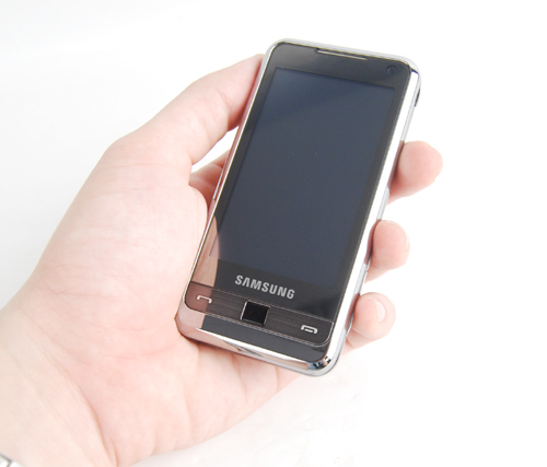 2ab1d7e0e75 Samsung SGH-i900 Omnia - HardwareZone.com.sg
