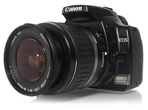 The all new Canon 400D