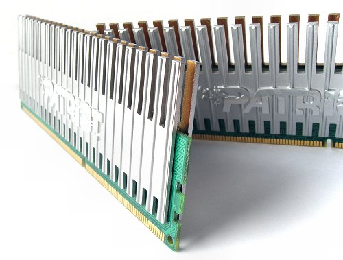 Patriot DDR3-1866 memory again, but this time with a new look and new features.
