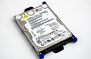 Western Digital Scorpio Blue 320GB