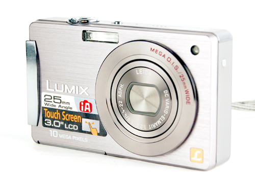 Panasonic Lumix DMC-FX520.