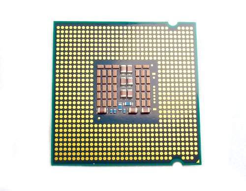 Bottom snapshot of the QX9650.