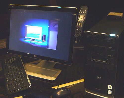 HP's Desktop Refresh : HP - Like Nothing Before! - HardwareZone com sg