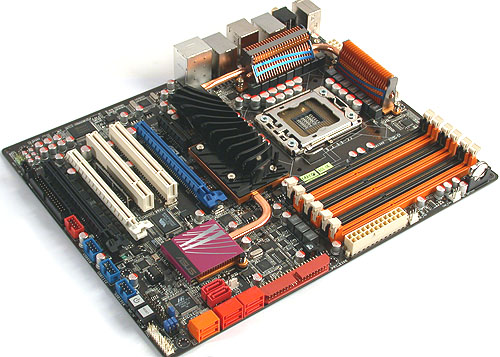 We'll have more in-depth information about this motherboard, including benchmarks, when we get a Core i7 in our labs.