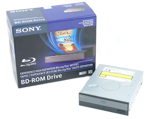 With Blu-ray apparently the winner of the HD format war, there should be no qualms for consumers about dipping into Blu-ray and here to offer you this option is Sony. But of course.