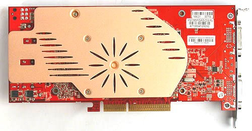 The Rialto chip is hidden behind the aluminum backplate.