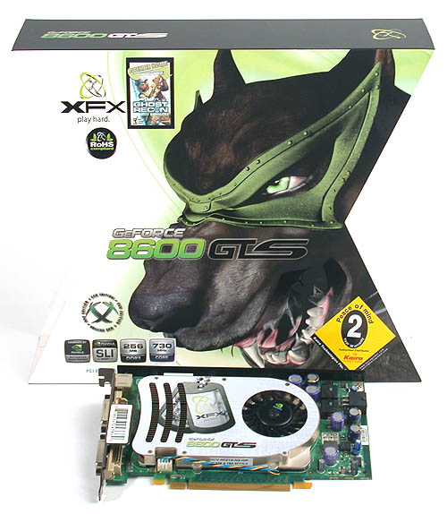 The distinctive XFX packaging is not the easiest to unpack but we have to admit it makes quite the impression.