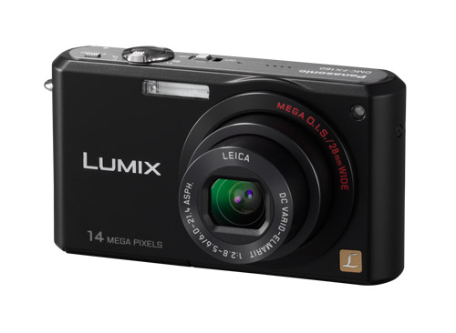 Panasonic Lumix DMC-FX180