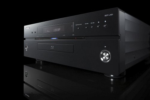 Out of the three new models, only the BDP-LX91 BD player supports BD-Live, which does leave us somewhat disappointed. Also, the new BD players will carry Pioneer's newly designed GUI interface which displays A/V CODEC information, which is a nice touch on their part.