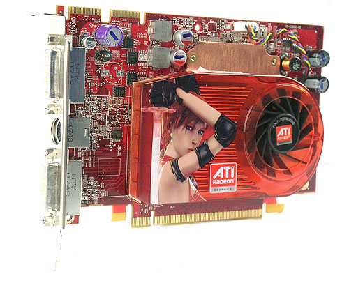 A mainstream card, the Radeon HD 3650 256MB comes with two dual-link DVI outputs and a modest price tag.