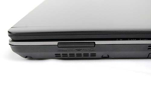 At the front, the SD Card reader has been shifted to the left (which was previously located in the middle of the front profile).