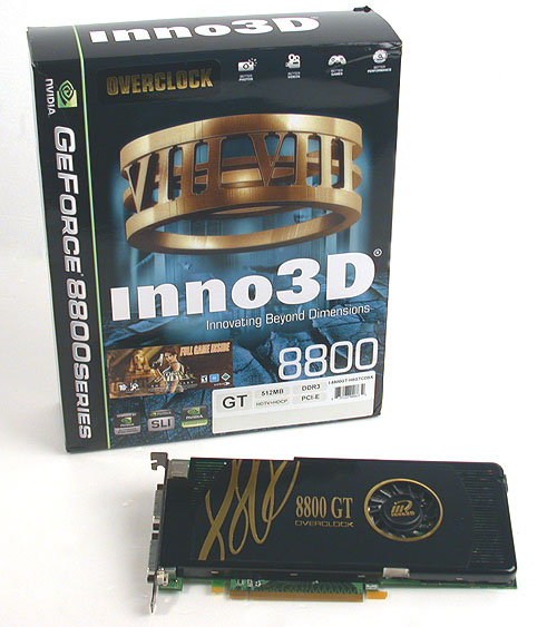 Overclocked but lacking some of the frills of the more prestigious brands, Inno3D needs a competitive price to win over consumers.