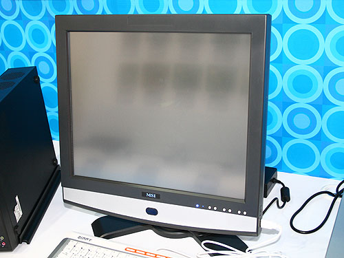"The Crystal 19"" Touch Panel LCD PC has similar specifications as the Crystal 945, except that it has a larger 19-inch display panel."