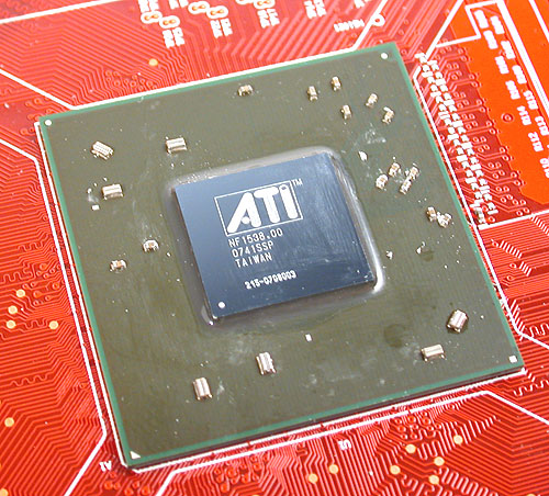 Packing 666 million transistors, the RV670 still manages to squeeze the architecture of the R600 along with ATI's UVD.
