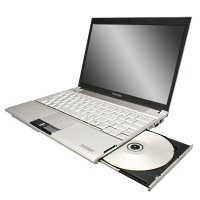 Toshiba Portege R500 Ultraportable Notebook