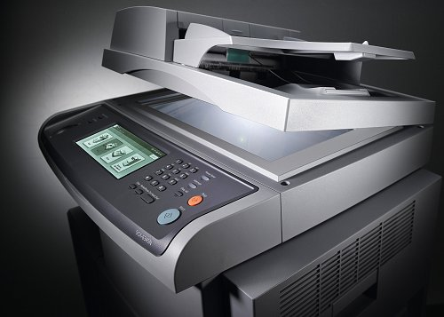 Samsung's main announcements were centered on business printers, such as the SCX-6345N series, a multifunction monochrome laser multi-function printer (monochrome LMFP). Having functions like an A3 copier, a copying speed of 43 A3 pages a minute, duplex printing and a paper capacity of up to 2180 A3 pages – compare the specs and you'll know the SCX-6345N series is probably one LMFP to watch.