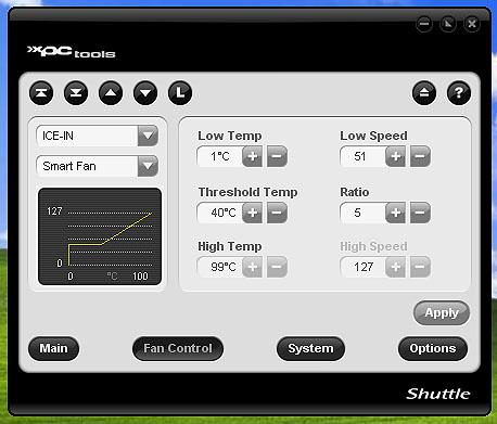 Interior Part 2 : Shuttle XPC Prima SX38P2 Pro (Intel X38