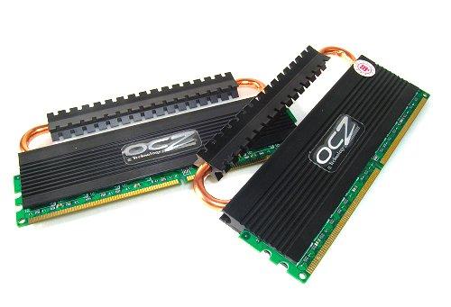 Selling 2x ocz reaper hpc 4gb edition (2 x 2gb) 240-pin ddr2 sdram.