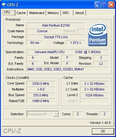 INTEL PENTIUM DUAL CPU E2160 DRIVERS FOR WINDOWS DOWNLOAD