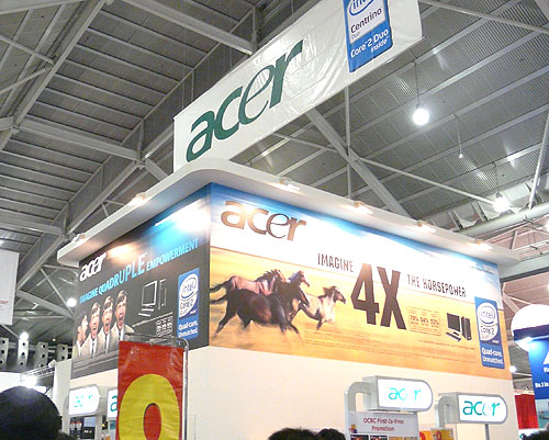 If you aim to get the best bang for your buck, Acer is always a good choice to start your search with its affordable and competent desktops and notebooks.