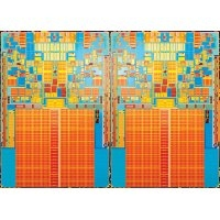 Intel 45nm Penryn core (Intel Core 2 Extreme QX9650)