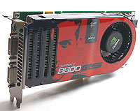 XFX GeForce 8800 GTS 320MB Fatal1ty