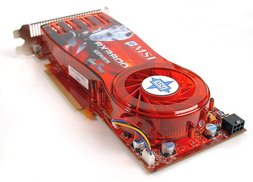 The Radeon HD 3870 has a rated TDP of 105W and requires only a single PCIe