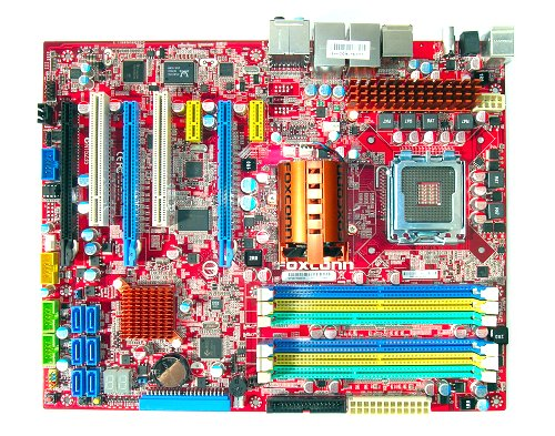 "The retail version of the Foxconn X38A ""Digital Life"" motherboard. The only real difference is the updated heat-pipe cooler."
