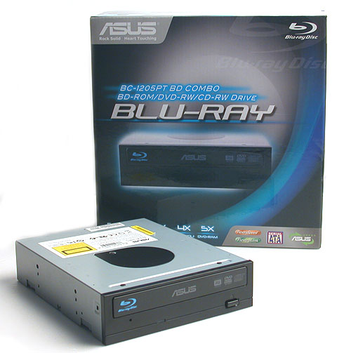 It's about time someone came up with a blu-ray drive at a more affordable price point. The catch - this ASUS drive has no BD writing capability.