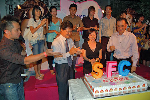 Samsung Fun Club celebrated its 4th birthday in style.