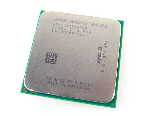 Looks like any old Athlon 64 X2 currently in the market, but this is actually the new Athlon X2 BE-2350 energy efficient processor.