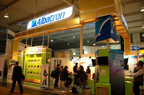 Albatron has several product verticals but graphic cards and motherboard categories are its main revenue contributor.