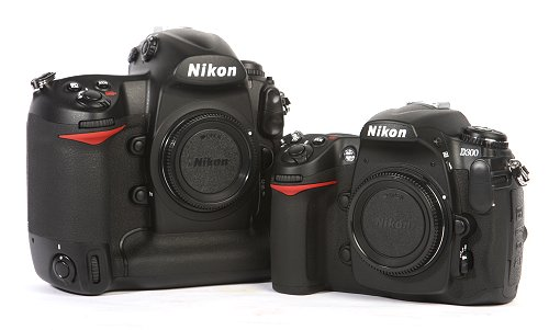 Nikon's DSLR future beyond 2007.
