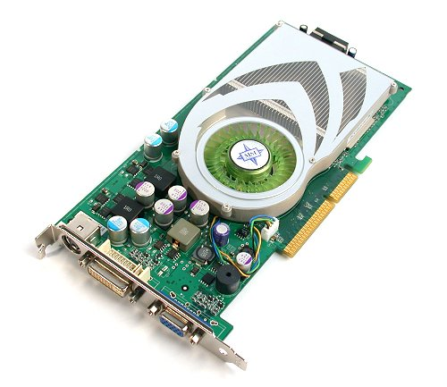 Our first encounter with the GeForce 7800 GS was with MSI's NX7800GS-TD256 AGP graphics card.