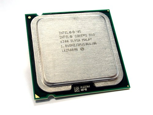 The Intel Core 2 Duo E6300 is just brimming with potential. Pair it with the right motherboard, bump up some voltages and crank up the FSB and you have a star performer!