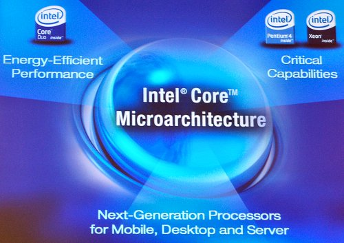 Introducing the Intel Core microarchitecture.
