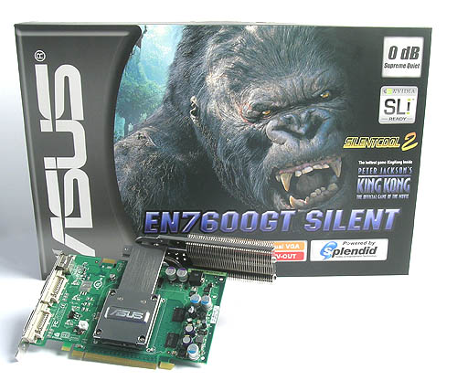 As usual, ASUS' packaging rivals the King Kong featured on its box.