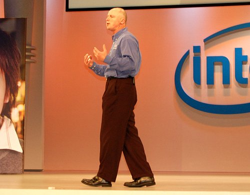 Sean Maloney - Executive Vice President and General Manager of Intel's Mobility Group