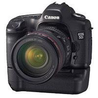 Canon EOS 5D DSLR
